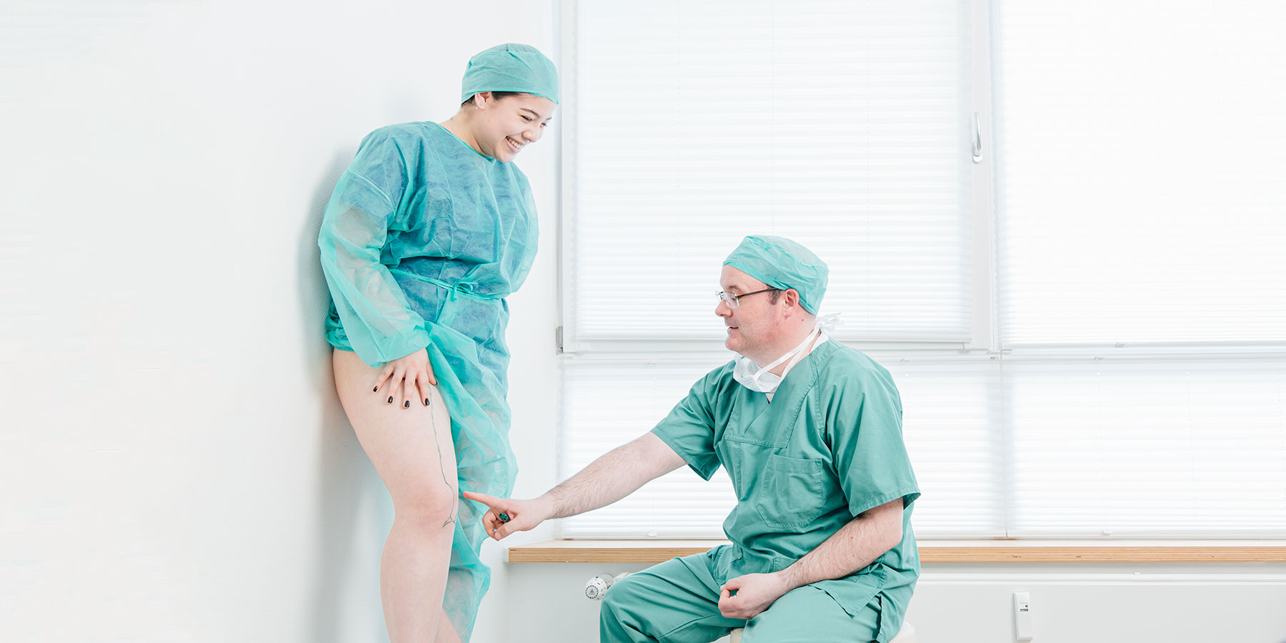 Fettabsaugung Braunschweig – Hilfe bei Lipödem