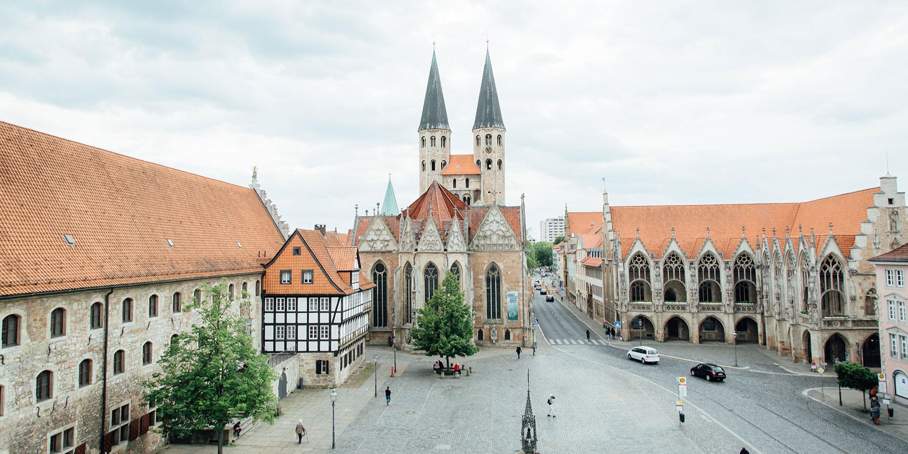 Hautärzte Braunschweig - der Altstadtmarkt