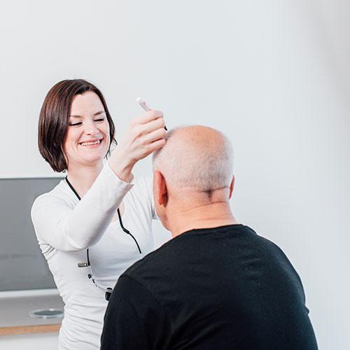 Hautärzte Braunschweig - Praxis - Haartransplantation